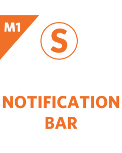 Notification Bar