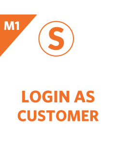 Login as a Customer
