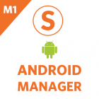 Magento Android Manager
