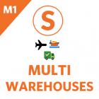 Product Shipping Warehouse Origin