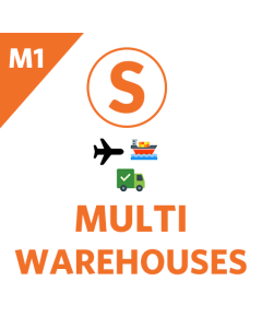Product Shipping Warehouse Origin