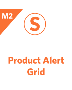 Product Alert Grid