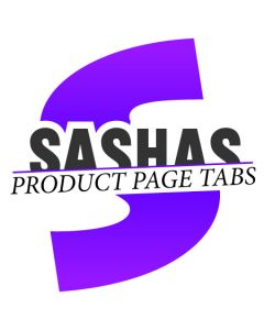 Product Page Tabs